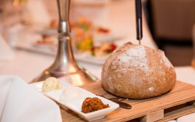 Brood met smeersels